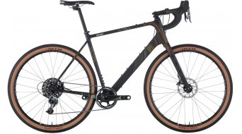 "Salsa Warroad Force 1 27.5""/650B Gravel bike bike size 56.0cm raw 2019"