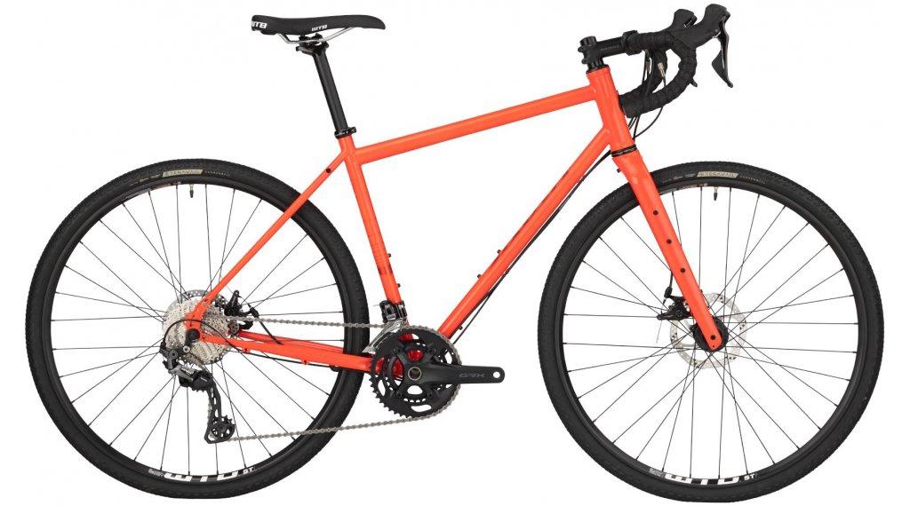 "Salsa Vaya GRX 28"" Gravelbike 整车 型号 52.0厘米 橙色 款型 2020"