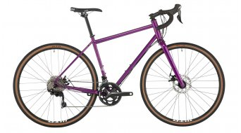 "Salsa Vaya 105 All-Road 28"" Gravelbike Komplettrad purple Mod. 2019"