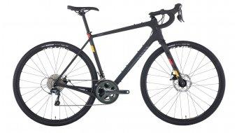 "Salsa Warbird Tiagra 28"" Gravelbike bici completa raw carbono Mod. 2019"