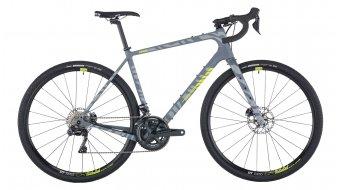 "Salsa Warbird Ultegra Di2 28"" Gravel bike bike gray zebra 2019"
