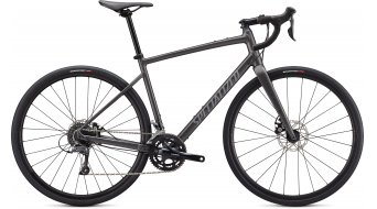 Specialized Diverge E5 28 Gravel bici completa . satin smoke/cool grigio/chrome mod. 2021