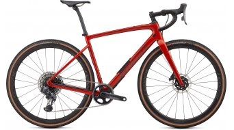 Specialized Diverge Pro Carbon 28 Gravel vélo Gr. gloss redwood/smoke/chrome Mod. 2021