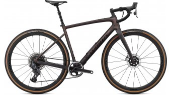 Specialized S-Works Diverge 28 Gravel vélo Gr. 52cm satin carbone/color run pearl/chrome Mod. 2021