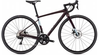 Specialized Diverge E5 Comp femmes Gravel vélo taille cast berry/storm grey/ice blue Mod. 2019