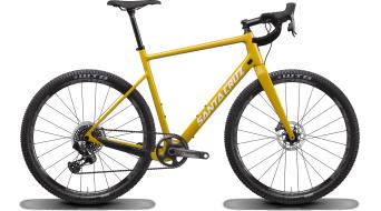 """Santa Cruz Stigmata 3 CC 27.5"""" Gravelbike bici completa Force AXS- kit mis. 58cm mustard mod. 2020"""