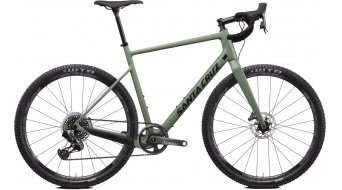 "Santa Cruz Stigmata 3 CC 27.5"" Gravelbike fiets Force AXS- kit Gr. 56cm olive green model 2020"