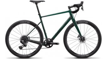Santa Cruz Stigmata 3 CC 27.5 Gravel bike Force AXS-1X- kit / Reserve- wheels size M (54cm) midnight green 2021