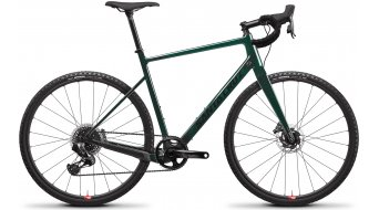 Santa Cruz Stigmata 3 CC 28 Gravel bike Force AXS-1X- kit / Reserve- wheels size S (52cm) midnight green 2021