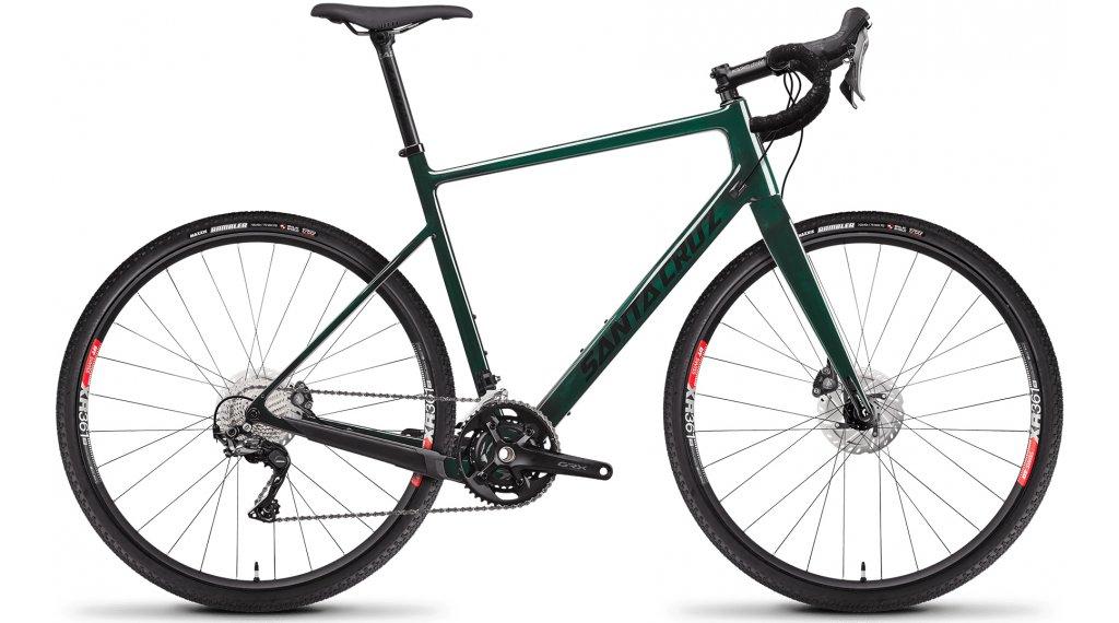Santa Cruz Stigmata 3 CC 28 Gravel Komplettrad GRX-Kit Gr. L (56cm) midnight green Mod. 2021