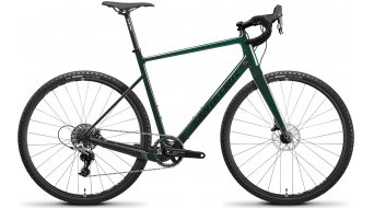Santa Cruz Stigmata 3 CC 28 Gravel bike Rival- kit size S (52cm) midnight green 2021