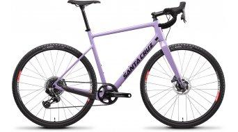 """Santa Cruz Stigmata 3 CC 28"""" Gravel 整车 Force_1X-Kit 型号_58厘米_gloss_lavender 款型 2022"""