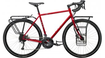 "Trek 520 disc 28"" Gravel bike/touring bicycle bike diablo red 2021"