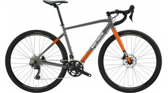 "Wilier Jareen 2x10 28"" Gravelbike bici completa Shimano GRX/Wilier 28DD Mod. 2020"