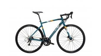 "Wilier Jareen Race 28"" Gravel vélo vélo Shimano Tiagra/Wilier 28DD taille blue petroleum/glossy Mod. 2020"