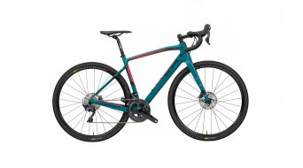 "Wilier Jena 105 Disc RS170 28"" Gravelbike bici completa . mod. 2019"