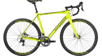 Bergamont Prime CX Edition 28 Cyclocross Komplettrad neon yellow/black (matt) Mod. 2017