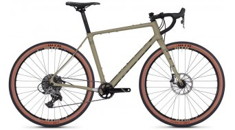 "Ghost Endless Road Rage 8.7 LC 27.5""/650B Cyclocrosser bike tan/titanium 2018"