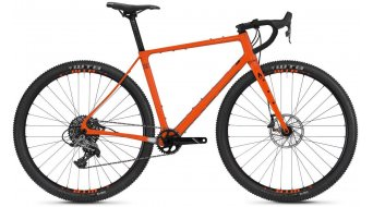 "Ghost Fire Road Rage 6.9 LC 29"" Cyclocrosser bike neonorange/nightblack 2018"