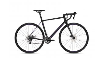 "Ghost Violent Road Rage 5.8 LC a 28"" cyklokrosové koloKomplettrad velikost XL night black/ultra violet model 2019"