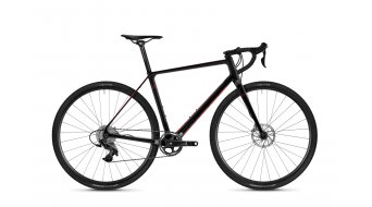 "Ghost Violent Road Rage 9.8 UC and 28"" Cyclocrosser bike night black/riot red 2019"