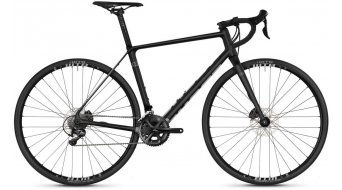 "Ghost Road Rage 2.8 LC en 28"" cyclocrosser fiets jet black/iridium silver model 2019"