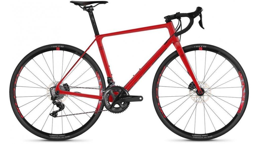 """Ghost 公路赛车 Rage 3.8 LC U 28"""" Cyclocrosser 整车 型号 XS riot red/jet black 款型 2019"""