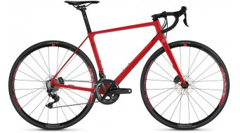 "Ghost Road Rage 3.8 LC en 28"" cyclocrosser fiets riot red/jet black model 2019"