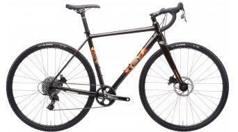 KONA Jake the Snake 28 Cyclocross Komplettrad gloss chocolate model 2021
