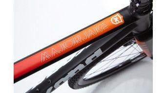 Kona Major Jake 整车 型号 M carbon/white/橙色/red 款型 2016