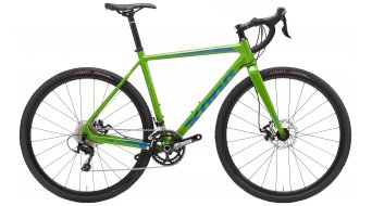 Kona Jake the Snake Carbon 28 Komplettrad green/blue Mod. 2017