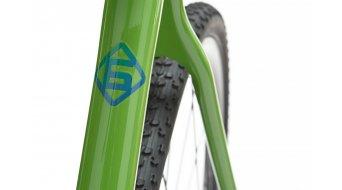 KONA Jake the Snake carbon 28 fiets Gr. 61cm green/blue model 2017