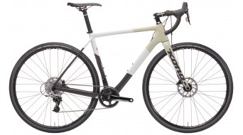 KONA Major Jake 700 Cyclocross Komplettrad charcoal cream and desert tan model 2019