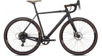 NS Bikes RAG+ 700C/27,5 Komplettrad Gr. XL black Mod. 2017