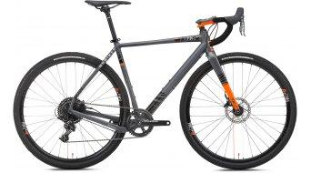 "NS Bikes RAG+ 28"" vélo taille XL grey Mod. 2018"