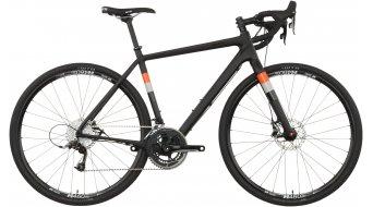 Salsa Warbird carbon Rival 700C Cyclocrosser bike touring bicycle black 2017