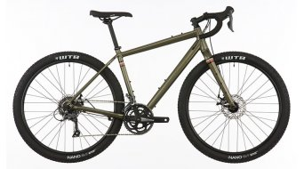 "Salsa Journeyman Claris 650B/27.5"" Gravel bike bike dark olive 2018"