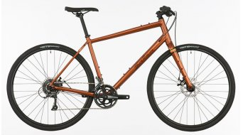 "Salsa Journeyman Flat Bar Claris 28"" Gravel bike bike copper 2018"