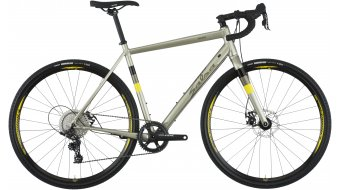 "Salsa Warbird Apex 1 28"" Gravel bike bike gray 2018"