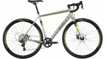 """Salsa Warbird Apex 1 28"""" Gravelbike bici completa gray Mod. 2018"""