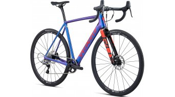 "Specialized Crux Elite 28"" Cyclocross bike size 54cm gloss chameleon/rocket red/black 2020"