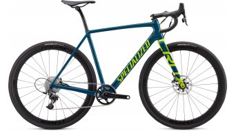 "Specialized Crux Expert 28"" Cyclocross bike size 56cm gloss dusty turquoise/hyper 2020"
