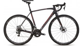 Specialized S-Works Crux Carbon Di2 Cyclocrosser Komplettrad Gr. 46cm carbon/red/charcoal Mod. 2015