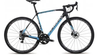 Specialized S-Works Crux Carbon Evo Di2 Cyclocrosser Komplettrad carbon/cyan/cool grey/black Mod. 2015