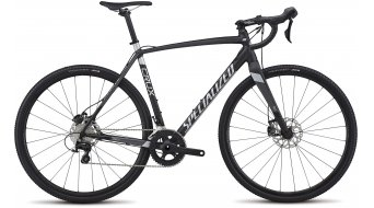 Specialized Crux Sport E5 28 Cyclocrosser Komplettrad nearly black/charcoal/flake silver Mod. 2018