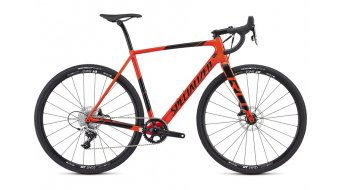 "Specialized Crux Elite 28"" Cyclocrosser bike rocket red/tarmac black 2019"