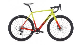 "Specialized Crux Expert 28"" cyclocrosser fiets teamyel/rktred/tarblk model 2019"