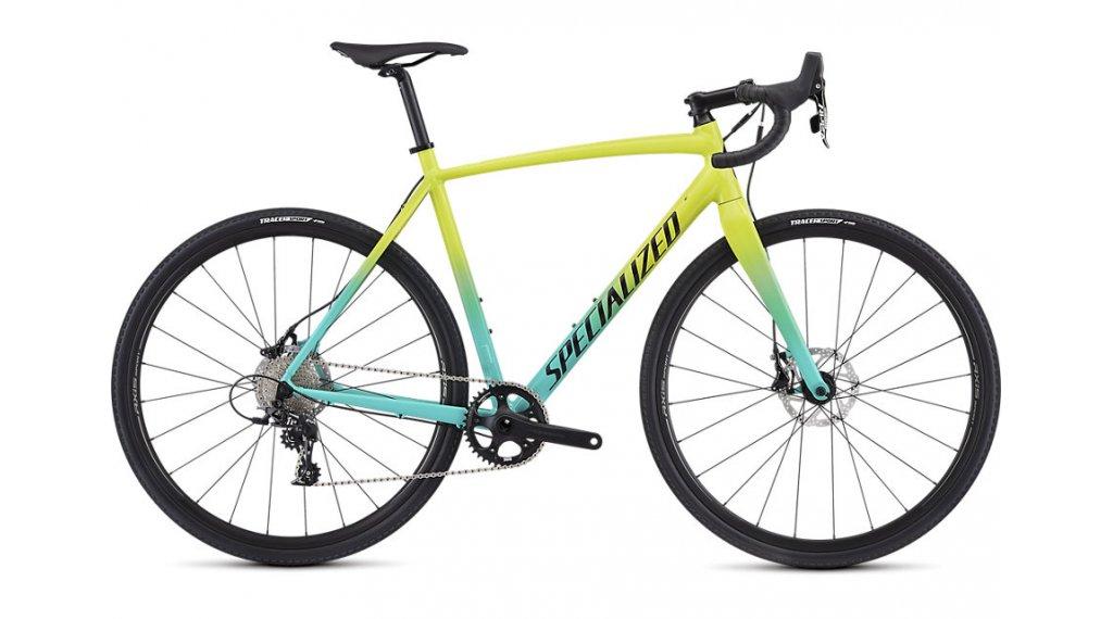 "Specialized Crux E5 Sport 28"" Cyclocrosser Komplettrad Gr. 56 teamyel/acdmnt/tarblk Mod. 2019"