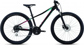 "Specialized Pitch Sport 650B/27.5"" MTB da donna bici completa . tarmac black/acid mint/acid pink mod. 2019"