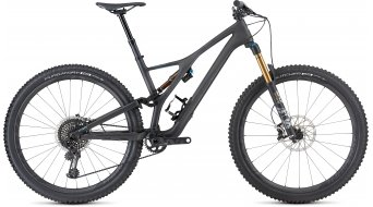 "Specialized S-Works Stumpjumper FSR carbon 29"" MTB bike satin/carbon/storm grey 2019"